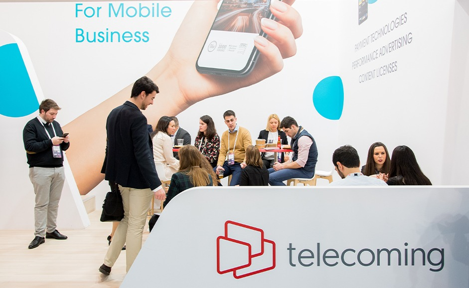 Telecoming, among the nominees at the AfricaCom Awards