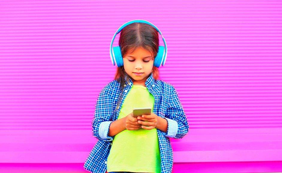 The challenge of kids digital entertainment