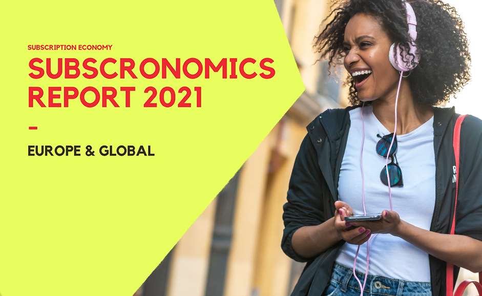 Subscronomics: the subscription economy will surpass $228 billion during 2021